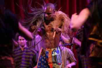 The Wild Beast Concert Series at CalArts Presents African Beats: From Ghana to L.A., a Tribute to Steven Lavine