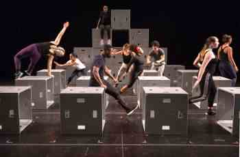 CalArts Winter Dance Concert 2015 Features Acclaimed Faculty and Alumni Choreographers
