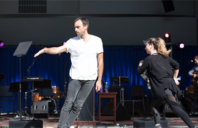 From Paris to SoCal: New CalArts Dance Dean Brings Multimedia Front and Center
