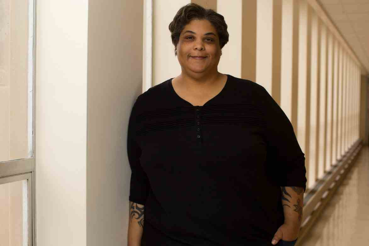 Two-time New York Times bestselling writer Roxane Gay joins MFA students in Calarts's Creative Writing Program as the 2018 Katie Jacobson Writer-in-Residence