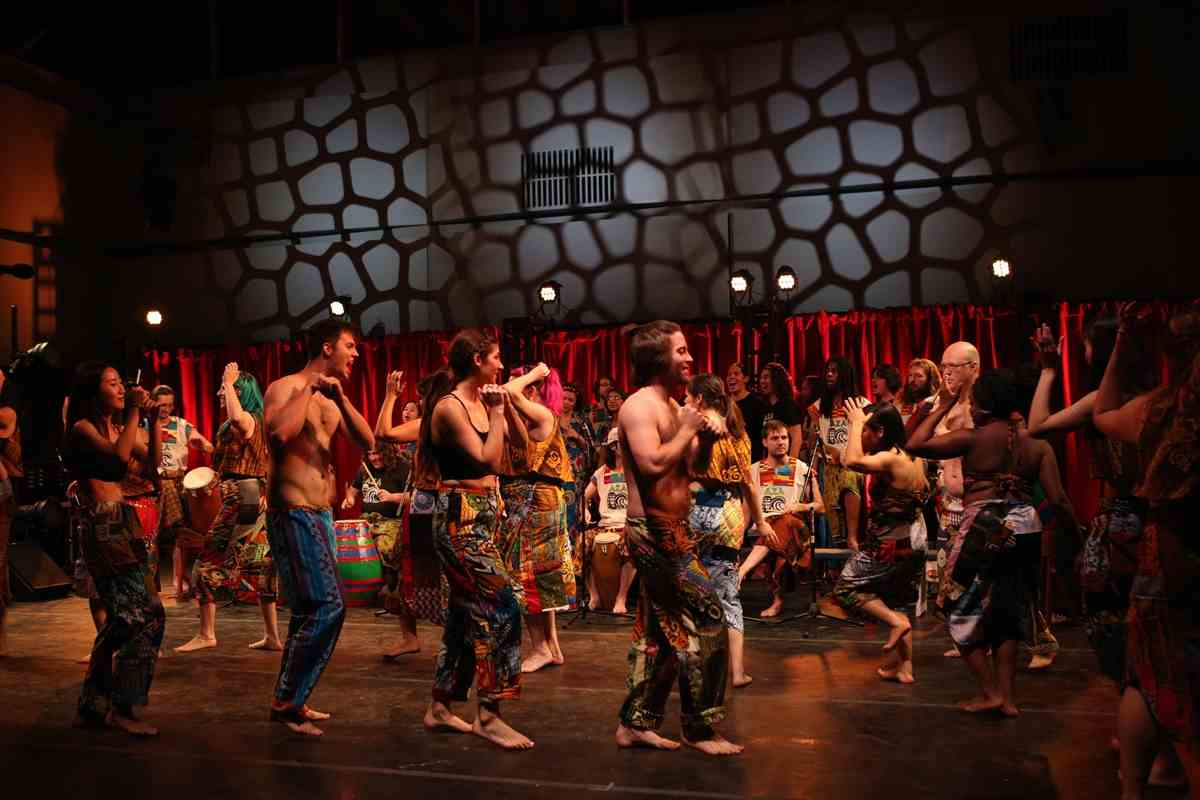 Festival Lineup: CalArts Presents Annual World Music and Dance Festival, April 27—29, 2018