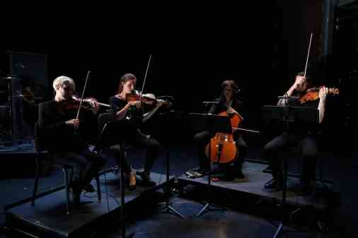 The Wild Beast Concert Series at CalArts Presents:  Machines and Strings, Part I