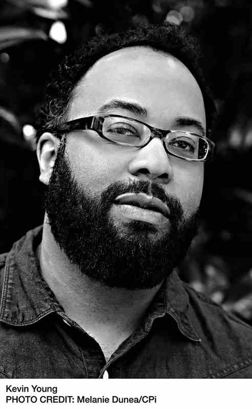 Kevin Young, poet and poetry editor for The New Yorker, is the 2019 Writer-in-Residence at CalArts