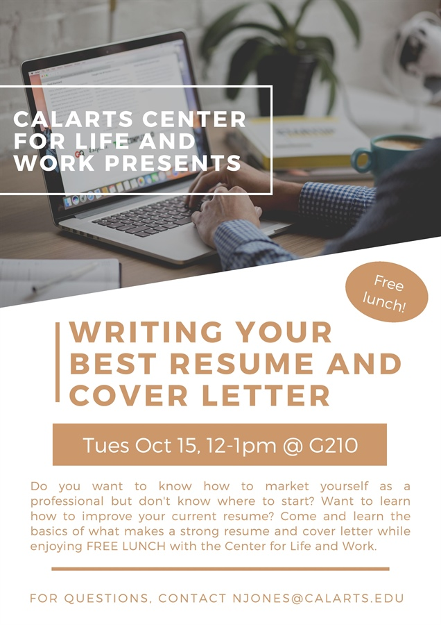 Writing Your Best Resume and Cover Letter