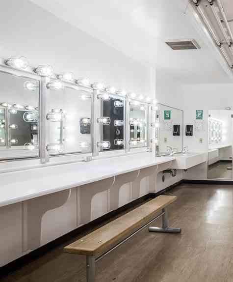 Dance Dressing Rooms