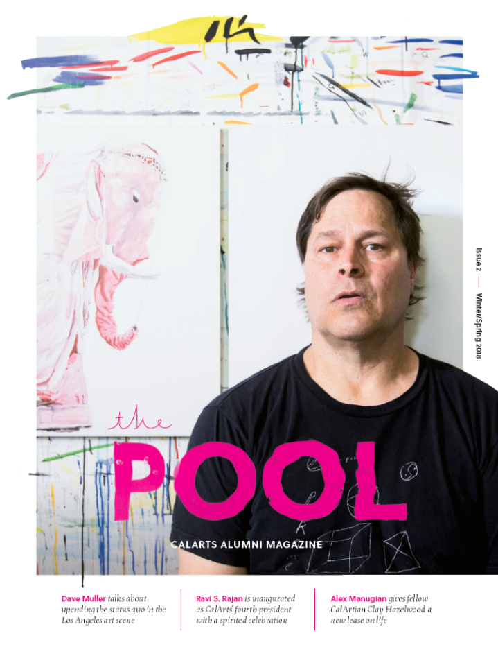 The Pool Issue #2