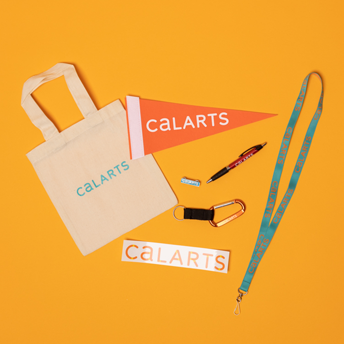 CalArts Spirit Pack Image Sold at the Online Store