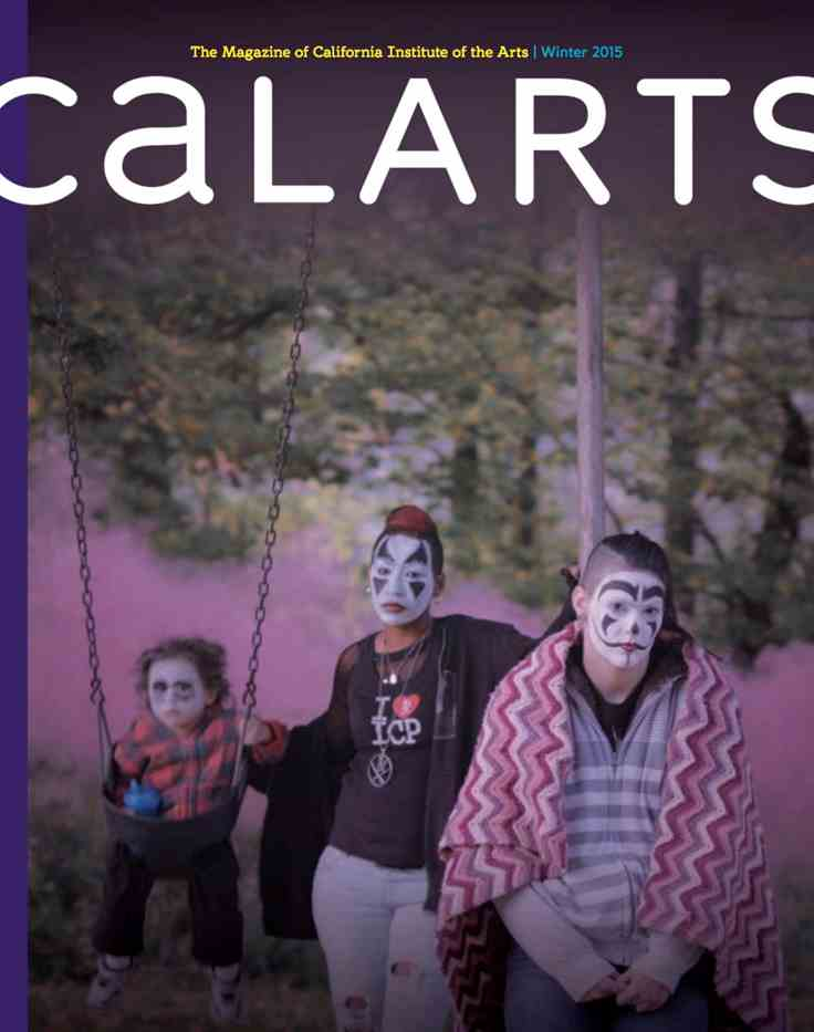 CalArts Magazine - Winter 2015